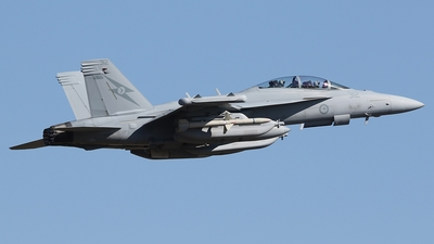 A46-312 - Boeing EA-18G Growler  - Australia - Royal Australian Air Force (RAAF)