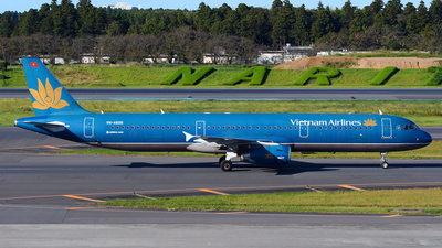 VN-A606 - Airbus A321-231 - Vietnam Airlines