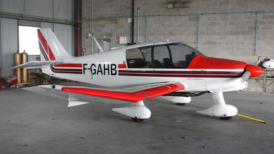 F-GAHB - Robin DR400/140B Major - Private