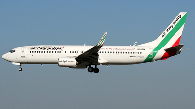 SP-IGN - Boeing 737-84P - Air Italy Polska