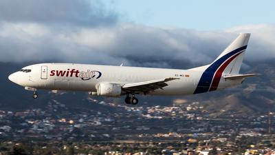 EC-MCI - Boeing 737-4Q8(SF) - Swiftair