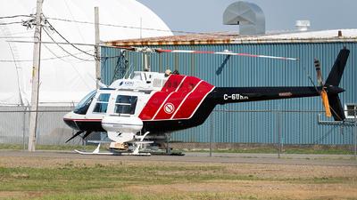 A picture of CGUHM - Bell 206B JetRanger III - [2439] - © Sebastian Sowa
