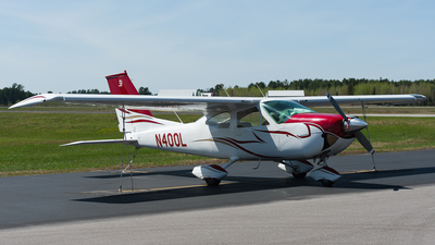 A picture of N400L - Cessna 177 Cardinal - [17700278] - © SpotterPowwwiii