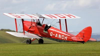 A picture of GANOH - De Havilland DH82 Tiger Moth - [86040] - © MARTIN RENDALL
