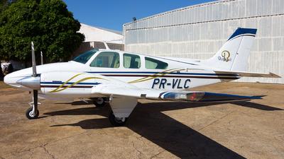 PR-VLC - Beechcraft 95-B55 Baron - Private
