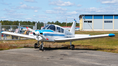 OH-PRS - Piper PA-28-140 Cherokee - The Finnish Air Rescue Society