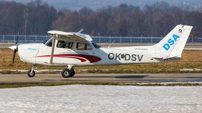 OK-DSV - Cessna 172S Skyhawk SP - Delta System-Air