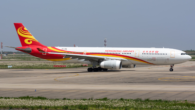 B-LNQ - Airbus A330-343 - Hong Kong Airlines