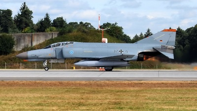 37-15 - McDonnell Douglas F-4F Phantom II - Germany - Air Force