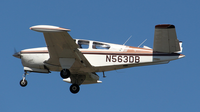 N563DB - Beechcraft V35 Bonanza - Private