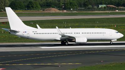 OM-GTH - Boeing 737-8BK - Go2Sky