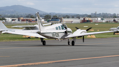 A picture of VHEZR - Beech 58 Baron - [TH1956] - © mitch