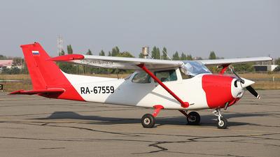 RA-67559 - Cessna 172N Skyhawk - Private