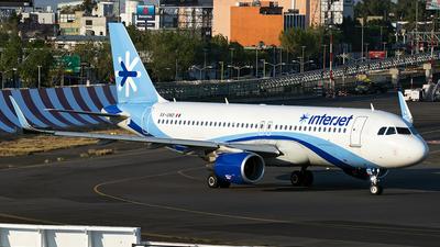 XA-UNO - Airbus A320-214 - Interjet