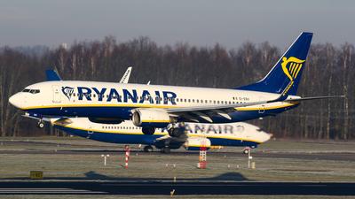 A picture of EIEBV - Boeing 7378AS - Ryanair - © C. v. Grinsven