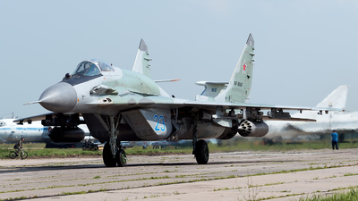 RF-90847 - Mikoyan-Gurevich MiG-29SMT Fulcrum - Russia - Air Force