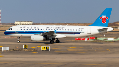 A picture of B9952 - Airbus A320232 - China Southern Airlines - © AviaNK