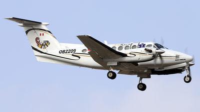 OB-2209 - Beechcraft 200 Super King Air - Air Majoro