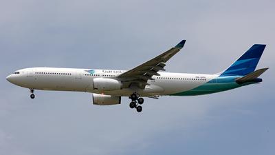 A picture of PKGPC - Airbus A330341 - Garuda Indonesia - © Hafit Irawan