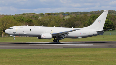 A picture of ZP805 - Boeing P8A Poseidon -  - © Ian Howat