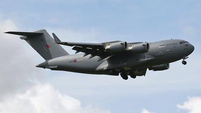 ZZ172 - Boeing C-17A Globemaster III - United Kingdom - Royal Air Force (RAF)