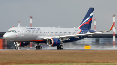 A picture of VPBII - Airbus A320214 - Aeroflot - © Svyatoslav