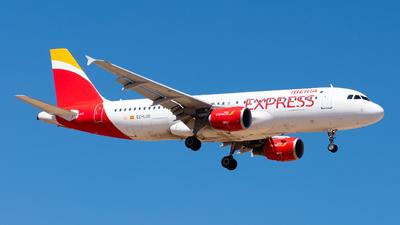 A picture of ECLUD - Airbus A320214 - Iberia Express - © Rubén Pérez Suárez