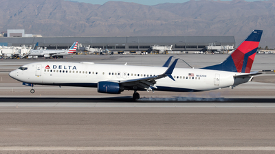 A picture of N832DN - Boeing 737932(ER) - Delta Air Lines - © Yixin Chen