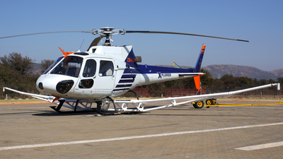 ZS-RZW - Aérospatiale AS 350B1 Ecureuil - New Resolution Geophysics