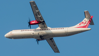 VT-RKL - ATR 72-212A(600) - Alliance Air