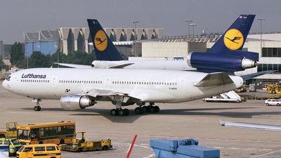 D-ADSO - McDonnell Douglas DC-10-30 - Lufthansa