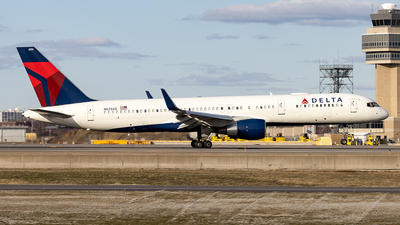 A picture of N6704Z - Boeing 757232 - Delta Air Lines - © xuxinyi1000
