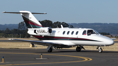 N156ML - Cessna 525 Citation CJ1 - Private