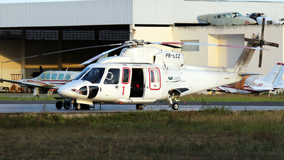 A picture of PRLCZ - Sikorsky S76C++ - [760707] - © La Roche Spotters