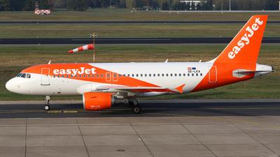 OE-LKA - Airbus A319-111 - easyJet Europe