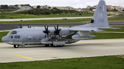 167108 - Lockheed Martin KC-130J Hercules - United States - US Marine Corps (USMC)