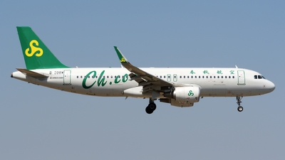 B-300X - Airbus A320-214 - Spring Airlines