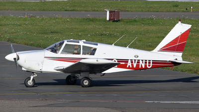G-AVNU - Piper PA-28-180 Cherokee C - Private