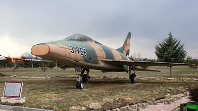 54-1766 - North American F-100C Super Sabre - Turkey - Air Force