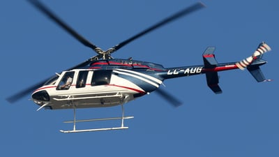CC-AUG - Bell 407GXP - Private