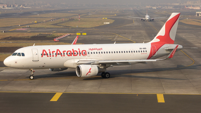 A6-ANS - Airbus A320-214 - Air Arabia