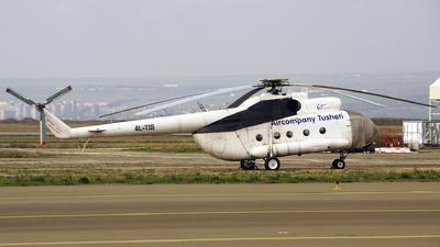 4L-TIS - Mil Mi-8T Hip - Aircompany Tusheti