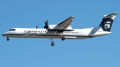 N453QX - Bombardier Dash 8-Q402 - Alaska Airlines (Horizon Air)