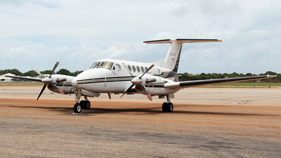 A picture of VHZOR - Beech 200 Super King Air - [BB762] - © Brenden
