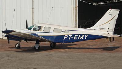 PT-EMY - Embraer EMB-810C Seneca II - Private