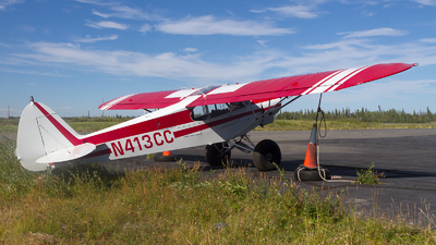 N413CC - Cub Crafters CC-18-180 Top Cub - United States - Department of Interior