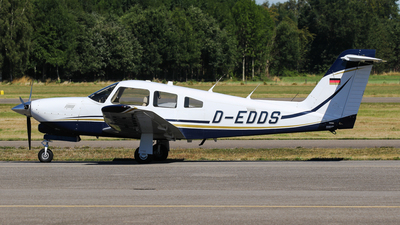 D-EDDS - Piper PA-28RT-201T Turbo Arrow IV - Private
