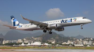 PR-AXV - Embraer 190-200IGW - Azul Linhas Aéreas Brasileiras