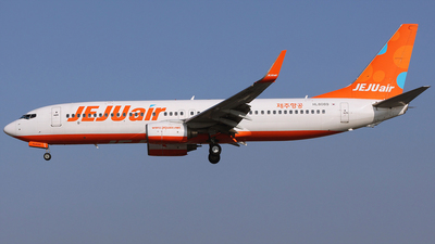 HL8089 - Boeing 737-8AS - Jeju Air