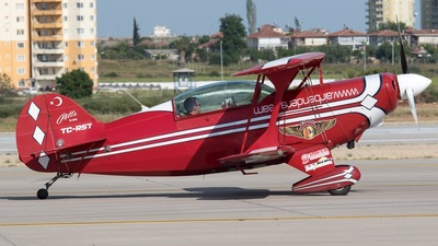 TC-RST - Pitts S-2A Special - Private